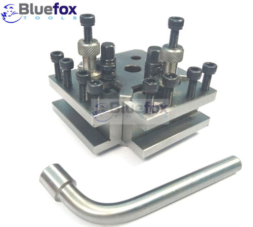 T37 Quick-Change 5 Pieces Set Toolpost Myford /& Lathe 90-115 mm Center Height