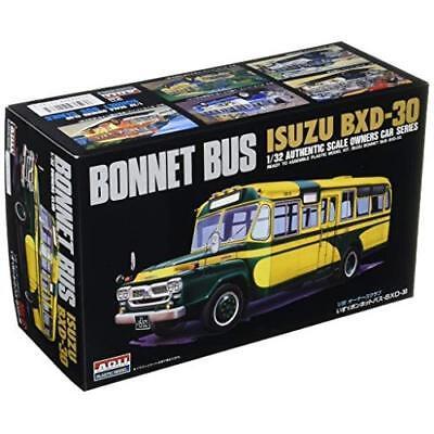 Other Automotive Models & Kits Microace Bonnet Bus Series No.6 Isuzu Bxd-30 1/32 Scale Plastic Model Kit Arii.