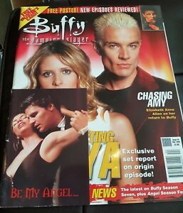 Details about Buffy Magazine number 44 including free gift