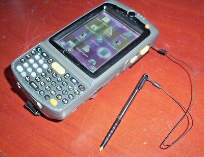 CHARGER SYNC KIT! Motorola MC75A0-PY0SWQQA9WR 1D Barcode Scanner PDA WM6.5 WiFi