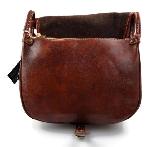 Hobo Vrouw tas schoudertas in schoudertas bruine gemaakt Italië Vera lederen HWDIeE9Y2