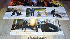 INTOUCHABLES ! francois cluzet omar sy  jeu 8 photos cinema lobby cards