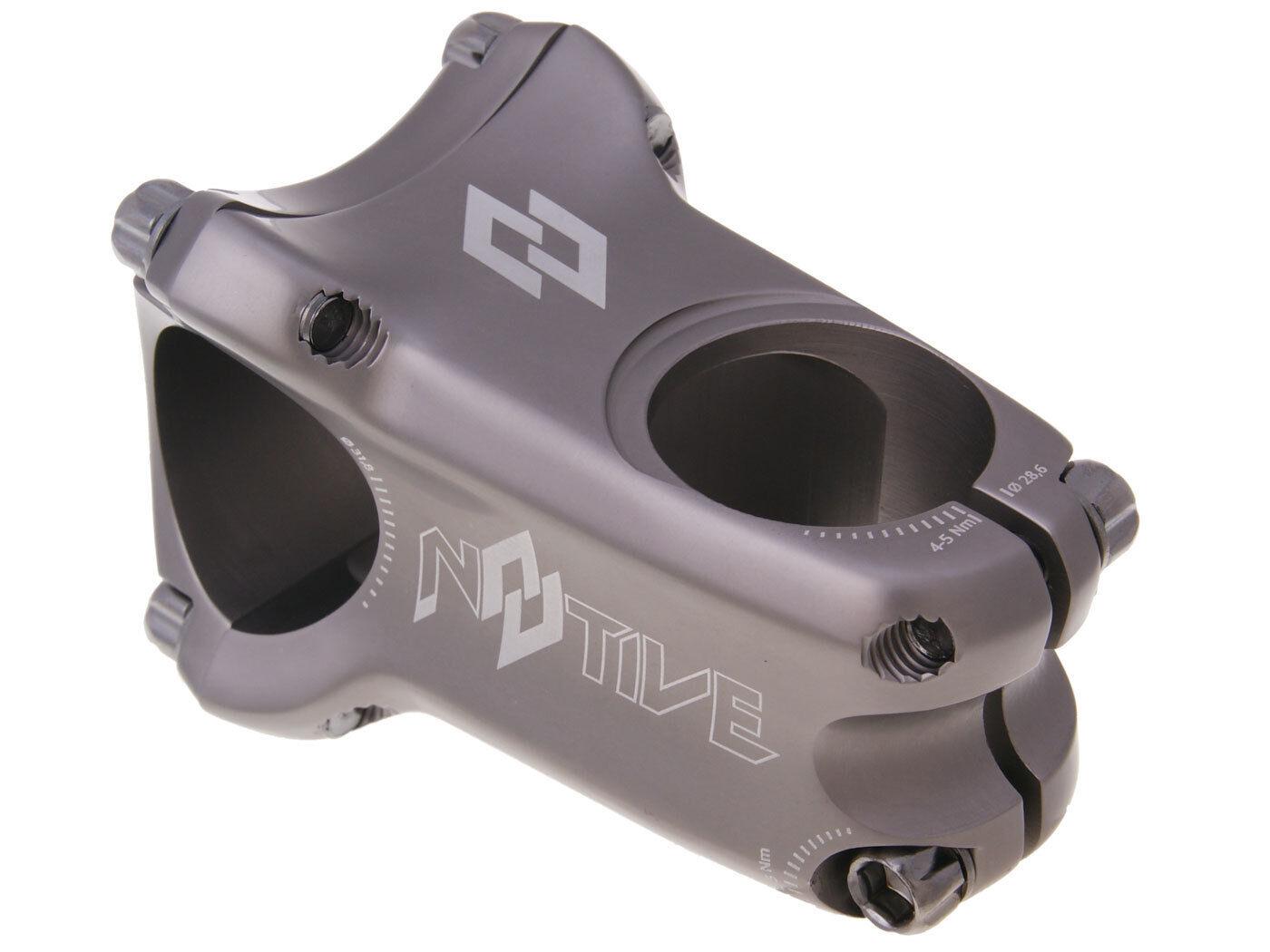 N8tive Enduro Attacco Del Manubrio 6066-651 Alluminio MTB Downhill grey  Moto  quality first consumers first
