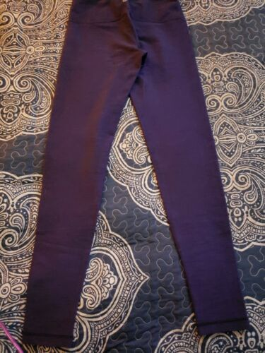 Lululemon Women's Indigo Blue Navy Full Length Leg