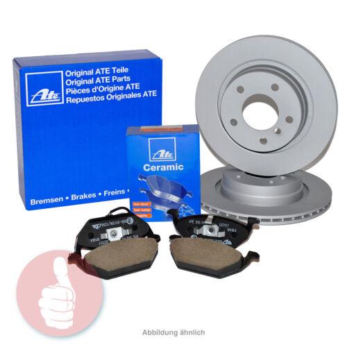 ATE Bremsscheiben 300mm belüftet mit Ceramic Bremsbeläge Vorderachse Ford Volvo