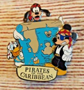 Details about Disney Pin Mickey Pirates of the Caribbean Map 2000  on disney mystery pins, disney captain hook pins, disney woody pins, disney hitchhiking ghost pins, disney eeyore pins, disney simba pins, disney dumbo pins, disney robin hood pins, disney character pins, disney aladdin pins, disney cool pins, disney alice pins, disney thumper pins, rare disney pins, disney star wars pins, disney chip pins, disney hercules pins, disney iago pins, disney california pins, disney hat pins,