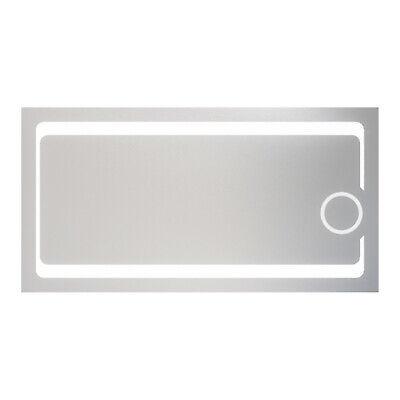 Specchio Bagno 80 X 70.Specchio Da Bagno Illuminazione Led 135x70 Cm Con Ingranditore