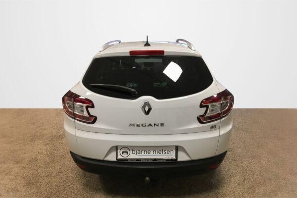 Renault Megane III 1,5 dCi 110 Limited Edition ST - billede 3