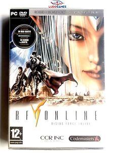 RF-en-Ligne-Rising-Force-en-Ligne-PC-Neuf-Scelle-Videogame-Videojuego-Scelle