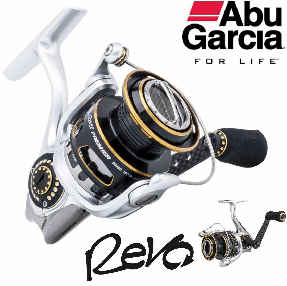 Abu Garcia Hi Perforuomoce Spinning Reel Revo Premier