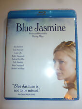 Blue Jasmine Blu-ray acclaimed drama movie Cate Blanchett Woody Allen 2014