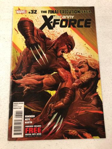 Uncanny X-Force #32   Marvel Comic Book Lot Visit My Store