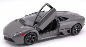Model Car Road Scale 1:24 Burago Lamborghini Reventon vehicles Coche