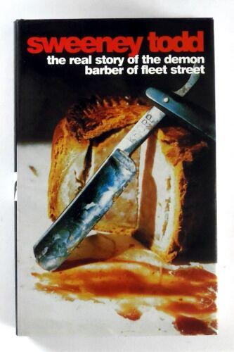 1 of 1 - SWEENEY TODD - The Demon Barber of Fleet Street by Peter Haining - HARDBACK 1st