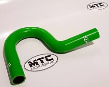 MTC MOTORSPORT FORD FOCUS RS MK2 TURBO NOISE GENERATOR HOSE SILICONE GREEN