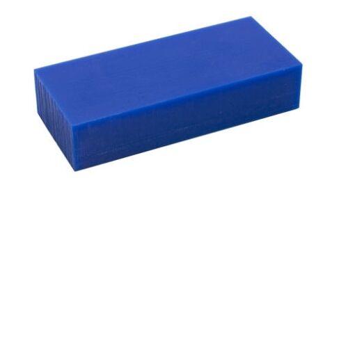 TC0136 BLUE WAX CARVING BLOCK 150x90x30mm JEWELLERY LOST WAX CASTING