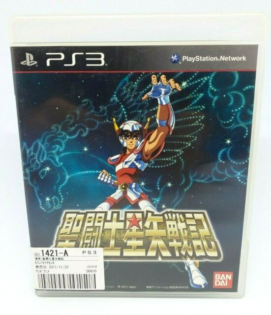 Sony PS3 PLAYSTATION - Saint Seiya Senki Complet Version Japon