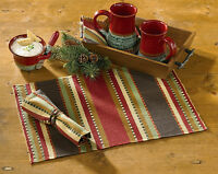 Placemat - Timber Ridge By Park Designs - Kitchen Dining