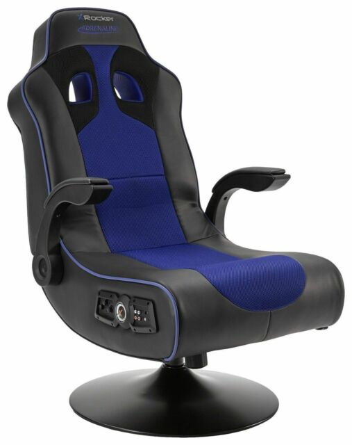 Incredible X Rocker Gaming Chair Adrenaline Ps4 Xbox One Ee25 Squirreltailoven Fun Painted Chair Ideas Images Squirreltailovenorg