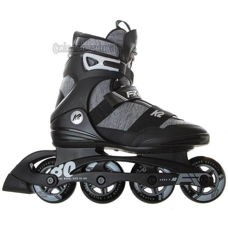 K2 F.I.T 80mm Pro Inline  S s Recreational Fitness Mens 7.0 New  shop makes buying and selling