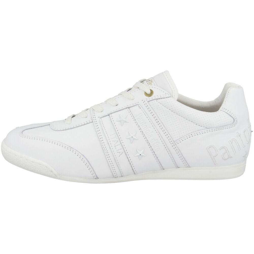 éNergique Pantofola D Oro Imola Classic Uomo Low Ascoli Chaussures Sneaker White 10193039.1fg Dessins Attrayants;