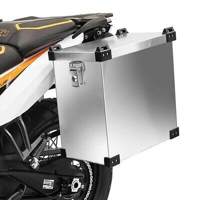 1100 Bagtecs 34l Aluminium Alu Seitenkoffer Ducati Multistrada 1000