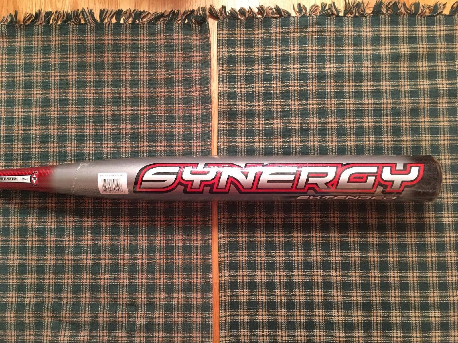 RARE NIW OG 2005 EASTON SYNERGY EXTENDED SCX3 27 oz HOT Slowpitch Softball Bat