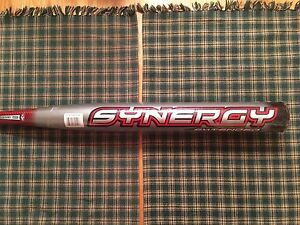 RARE-NIW-OG-2005-EASTON-SYNERGY-EXTENDED-SCX3-27-oz-HOT-Slowpitch-Softball-Bat