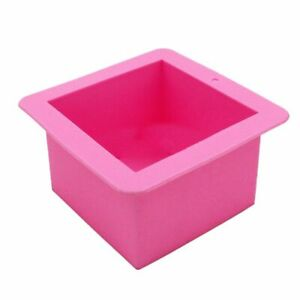 Square-Silicone-Mold-Rectangular-Baking-Cake-Pastry-Mould-Decorating-Chocolate