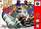 Clay Fighter 63 1/3 (Nintendo 64, 1997)