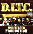 Unreleased Production 1994 [PA] by D.I.T.C. (CD, Jul-2008, D.I.T.C. Records)