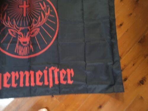 Jagermeister home decor idea Wall hanging MAN CAVE flag mancaveideas bar banner