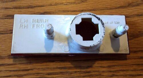 81 82 83 84 85 86 87 88 Olds Cutlass 442 Rear Marker Lens Assembly LH