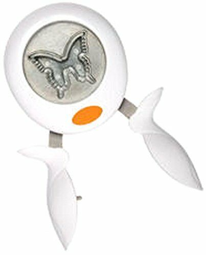 Fiskars Squeeze Punch Large Fly Away 100130 NEW!