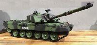Heng Long Challenger 2 Rc British 1/16 2.4g Mbt Tank Nato Green Li-ion Battery