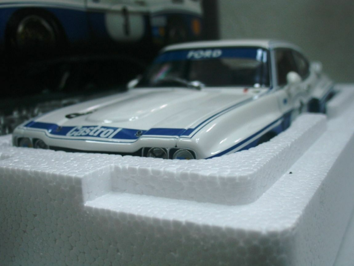 WOW EXTREMELY RARE Ford Capri RS3100 Ludwig Winner DRM 1975 1 18 Minichamps