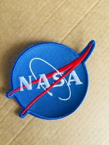 NASA-SPACE-ASTRONAUT-SCI-FI-Iron-On-Patch-Badge-Budget-Costume-COSPLAY-MELB