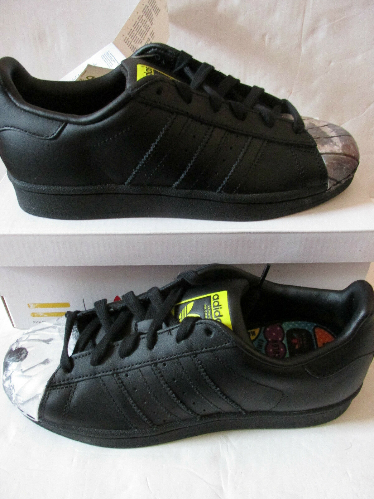 Adidas Originals Superstar Pharrell Supershell Zapatillas S83350 Zapatillas Supershell Hombre 0a50ee