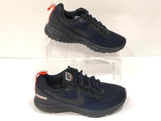 Nike Air Zoom Pegasus 34 Shield 907328-001 Black Obsidian NO BOX TOP