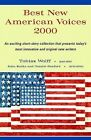 Best New American Voices 2000 by Wolff (Paperback / softback, 2000)