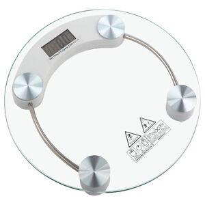 Digital Glass Weighing Scale Personal Health Body Weigh Machine 12
