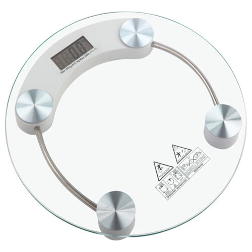 Digital Glass Weighing Scale Personal Health Body Weigh Machine 12 available at Ebay for Rs.680