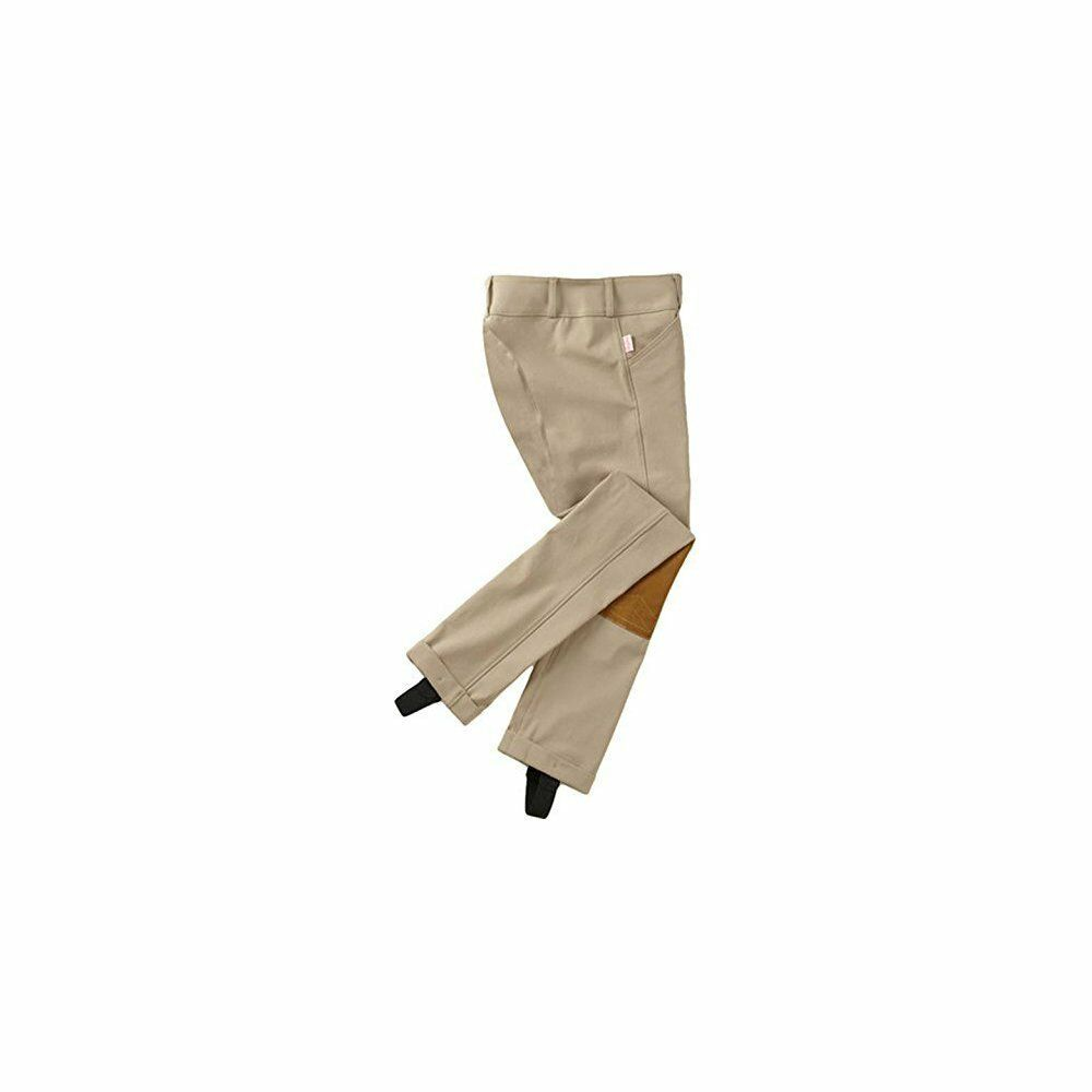 Tailored Sportsman Front Zip Trophy Hunter  Jodhpurs - 3969 - Tan - Differ Sizes  after-sale protection