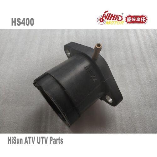 16 HISUN ATV UTV Parts Intake pipe HS400 HS500 HS700 HS800