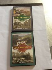 Britain's Lost Railways - The North and The South (including London)