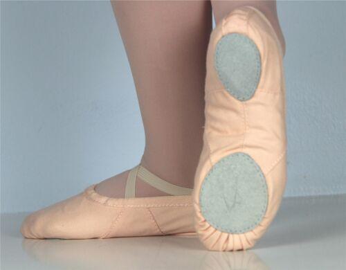 1 x canvas ballet shoes Ellis Bella ballet shoes ballet dance /& Contemporary