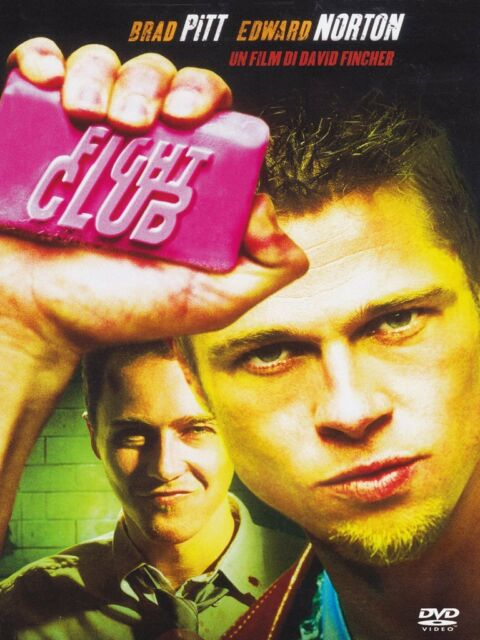 DVD FILM Fight Club