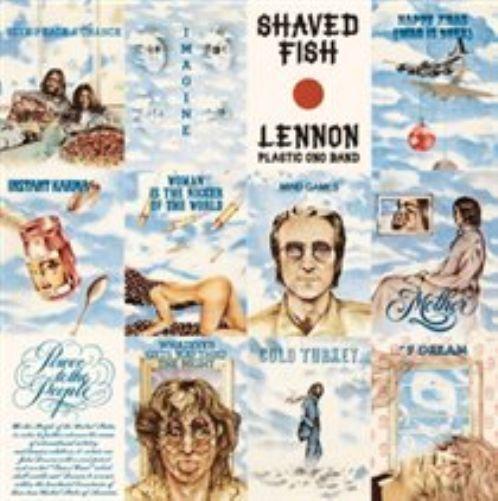 SHAVED FISH  VINYL LP JOHN LENNON NEW SEALED