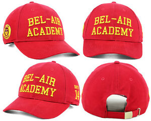 Will Smith Fresh Prince Of Bel-Air Academy  14 Adjustable Strapback ... b9becfe69df