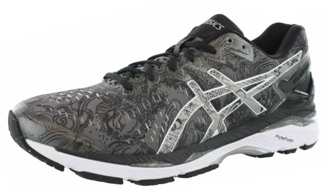 uk availability 9b025 4e3f3 ASICS MENS GEL KAYANO 23 LITE SHOW T6A1N RUNNING SHOES